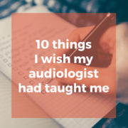 my audiologists